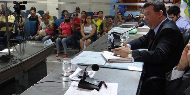 Encontro será no plenário do legislativo mossoroense. (Foto: Walmir Alves/CMM).