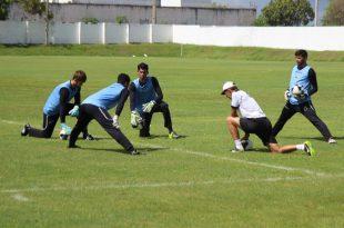 Jogadores do alvinegro planejam pressão para cima do alvirrubro. (Foto: Assessoria de Comunicação do ABC).