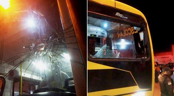 Disparos atingiram a cabeça, o abdômen e em um dos braços do jovem, que foi levado para o Pronto-Socorro Clóvis Sarinho (Foto: Divulgação PM).