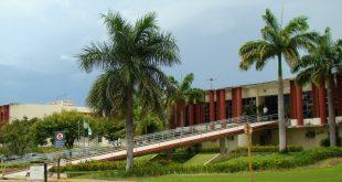 Cinco salas da Sejuc e da Coape, no Centro Administrativo do RN, foram alvo dos bandidos.