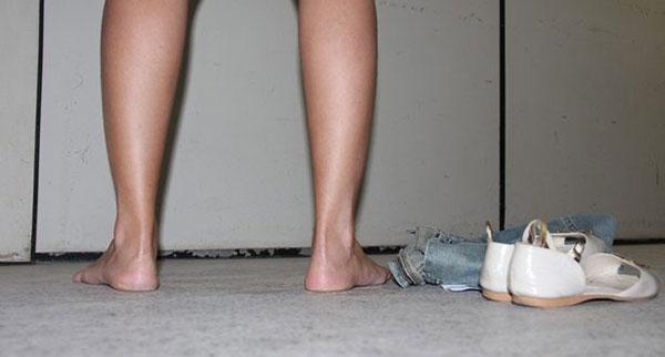 Coape explica que revista íntima é usada para impedir entrada de drogas nos presídios (Foto: reprodução).
