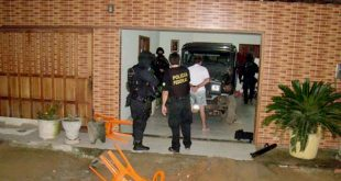 Operação Hecatombe  investiga envolvimento de 18 pessoas em 22 homicídios (Foto: Divulgação/Polícia Federal do RN)