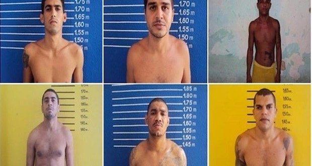 Seis detentos fugiram da unidade na madrugada do domingo, 10 de abril (Foto: Divulgação Coape).