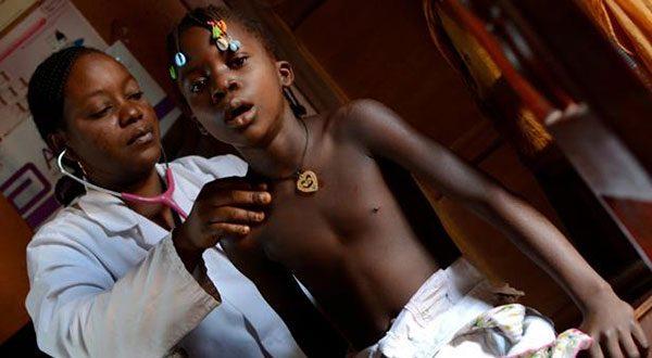 Organização Mundial da Saúde quer reduzir mortalidade e incidência da doença em no mínimo 90% até 2030 (Foto: Médicos Sem Fronteiras).