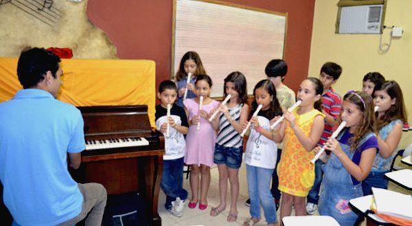 Ao todo, estão sendo ofertadas 170 vagas para os Cursos de Musicalização Infantil, Curso Básico e Curso Médio  (Foto: Proex).