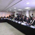 Secretário da Sesed participa em Brasília de lançamento do núcleo de enfrentamento a violência sexual e doméstica