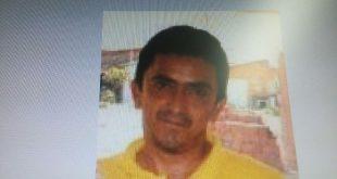 Eronildo Fonseca, executado no Alto do Rodrigues