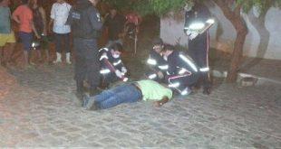 Cleilton Cirino morreu durante tiroteio que feriu outras duas pessoas - Foto: Passando na Hora