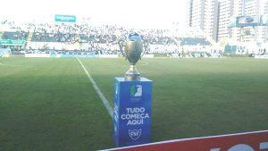 ABC comemora conquista da taça de melhor time de futebol do RN em 2016 FOTO - Esporte Interativo