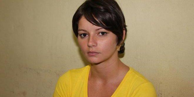 Daiana Cristina, presa pela segunda vez em Mossoró