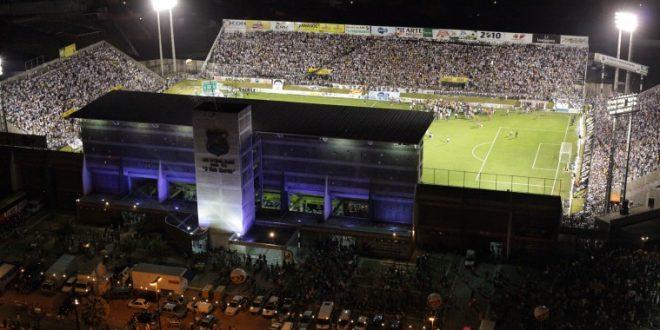 O palco agora será o estádio Frasqueirão, jogo final. (Foto: abcfc.com)