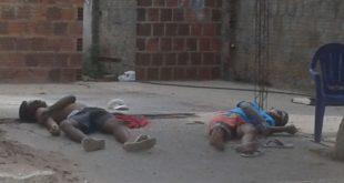 Maiorias das vítimas assassinadas eram jovens