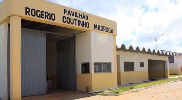 O preso foi atacado durante o banho de sol no Presídio Rogério Coutinho Madruga (Foto: Assecom Sejuc)