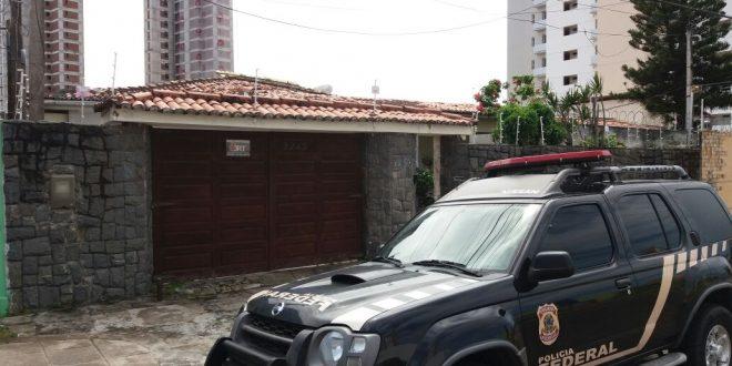 Operação contou com agentes da Polícia Federal do Rio Grande do Norte. (Foto: Cedida/PF).