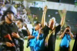 Presidente Judas, um vencedor, devolve a hegemonia do futebol potiguar ao alvinegro.
