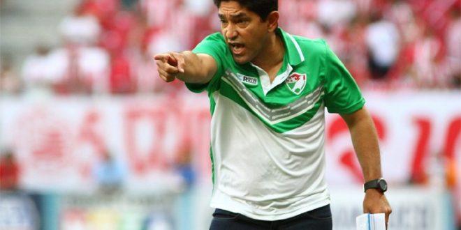 Sérgio China já teve passagem pelo ABC, como zagueiro e treinador. (Foto: granderiofm.com.br).