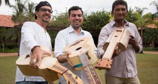 Concerto gratuito no domingo trará a viola-de-cocho, a viola fandangueira ou caiçara e a viola-de-buriti (Foto: Divulgação).