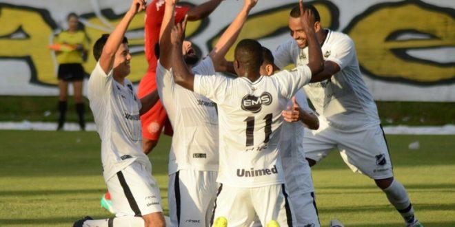 ABC sobrou em campo em vitória por 4x0 na final do Campeonato Potiguar- FOTO: FNF