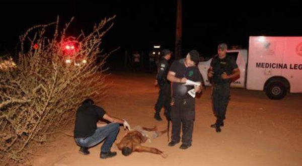 Estatísticas apontam 110 assassinatos somente este ano em Mossoró (Foto: O Câmera)