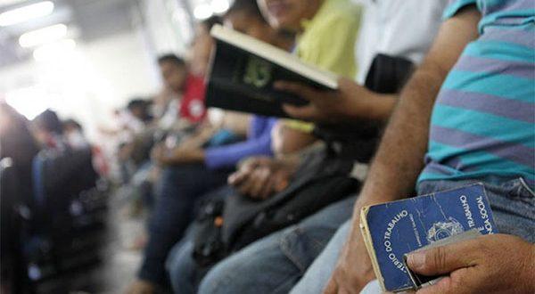Taxa de desemprego no país ficou em 10,9% enquanto o RN apresentou índice de 14,3%.