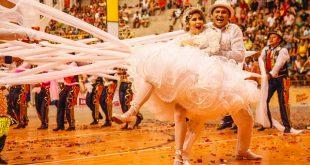 Arena Deodete Dias recebe o Concurso Municipal de Quadrilha Tradicional e o Concurso de Quadrilha Estilizada (Foto: Divulgação Prefeitura de Mossoró).