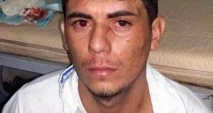 Pedro Jackson, ferido a bala em cemitério