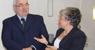 Ministro Emmanoel Pereira, gestor nacional da Semana de Conciliação e a desembargadora Auxiliadora Rodrigues, gestora da Conciliação no TRT-RN