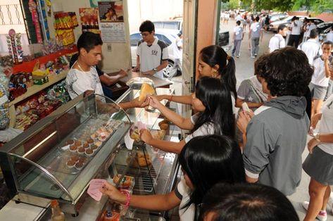 Coca pepsi e ambev param de vender refrigerante a escola for Propuesta para una cantina escolar