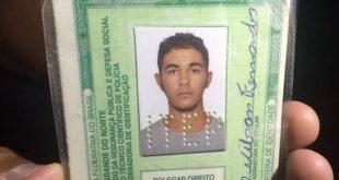 Alexandro Nilson foi vítima de atentado no mês de maio