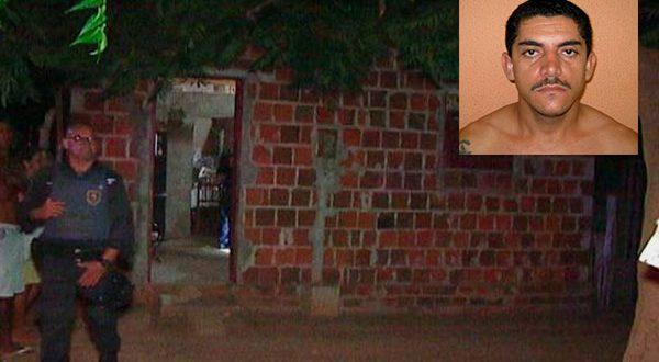 Antônio Morais de Oliveira, de 33 anos, foi morto dentro da casa onde morava (Foto: Fim da Linha).