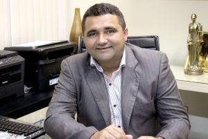 Prefeito de Tibau, Naldinho Souza