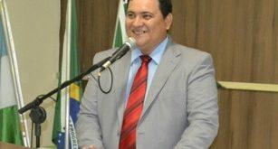 Presidente do legislativo barauense, Deivid Simão. (Foto: Cedida).