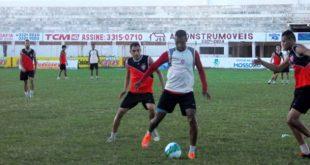 Jogadores esperam jogo difícil em Fortaleza com Uniclinic. (Foto: Marcelo Diaz/ACDP).