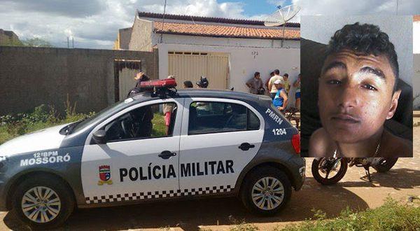"""Wanderley da Silva, conhecido como """"Potó"""", foi morto na tarde desta segunda-feira, 20 de junho (Foto: Passando na Hora)."""