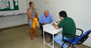 Pacientes começam a ser preparados para intervenções cirúrgicas - Foto: Sesap