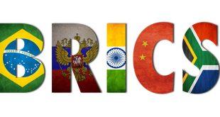 Bloco econômico é formado por Brasil, Rússia, Índia, China e África do Sul