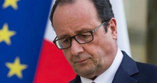 O presidente da França, François Hollande, disse que lamenta os resultados do referendo britânico.