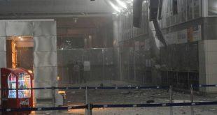 Andrey Nazário chegou ao aeroporto instantes do ataque que deixou 41 mortos e 239 feridos (Foto: Reuters).