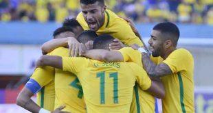Seleção Olímpica de Futebol vence amistoso contra Japão antes da Rio 2016Divulgação/CBF