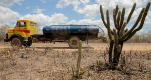Prefeituras podem solicitar apoio federal para garantir o abastecimento de água à população no Rio Grande do Norte