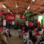 PCdoB e PT  realizam convenção eleitoral em Mossoró