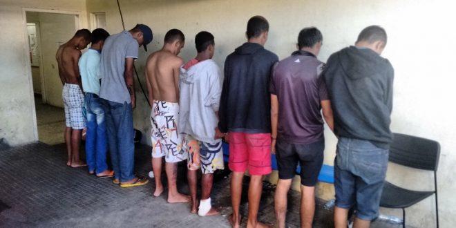 Treze suspeitos de ataques contra transportes no RN já foram detidos pela Segurança