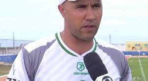 Marcos Ferrari, treinador é procurado pela polícia no RN. (Foto: agorarn.com.br).