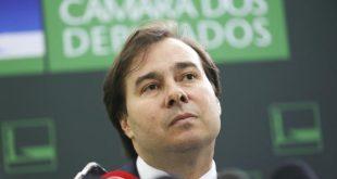 Rodrigo Maia, presidente da Câmara, foto Marcelo Camargo Agência Brasil