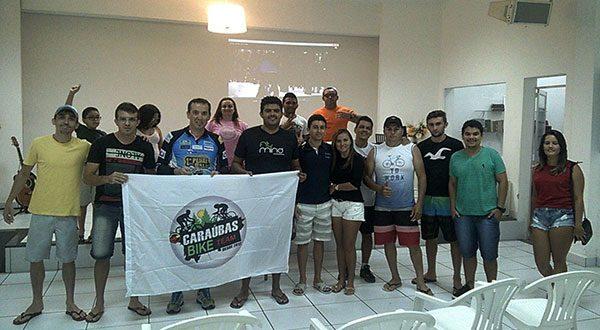 Evento serviu de preparação para o 2° Pedal do Sertão, que vai acontecer em Caraúbas no próximo dia 13 de setembro (Foto: Cedida).