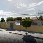 Justiça interdita quadra de escola com risco de cair em Mossoró