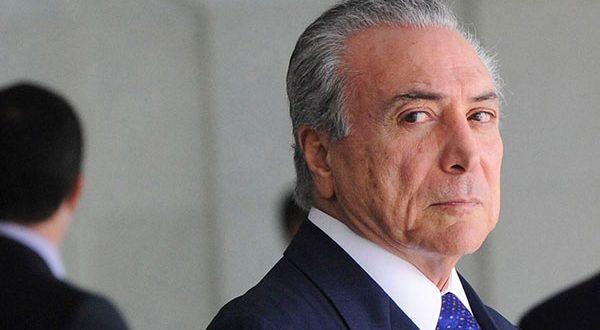 O percentual de pessoas que consideram o governo de Michel Temer ótimo ou bom é 13% (Foto: Agência Brasil).