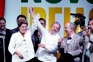 Dilma e Lua