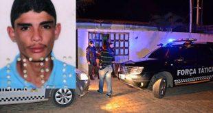 O Jovem Igor Pereira da Costa Silva, 20 anos, tinha passagens pela polícia por tráfico de drogas (Foto: Passando na Hora).