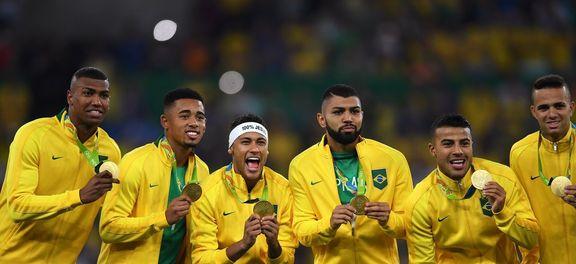 Portal da Serra  Brasil vence Alemanha e conquista primeiro ouro ... 52fc8aad302d0